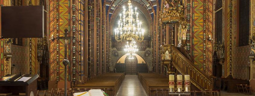 Parafia pw. św. Joachima w Sosnowcu - Zagórzu